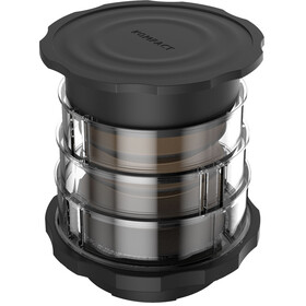 Cafflano Compact Coffee Maker Black